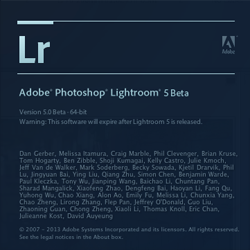 Lightroom 5 logo